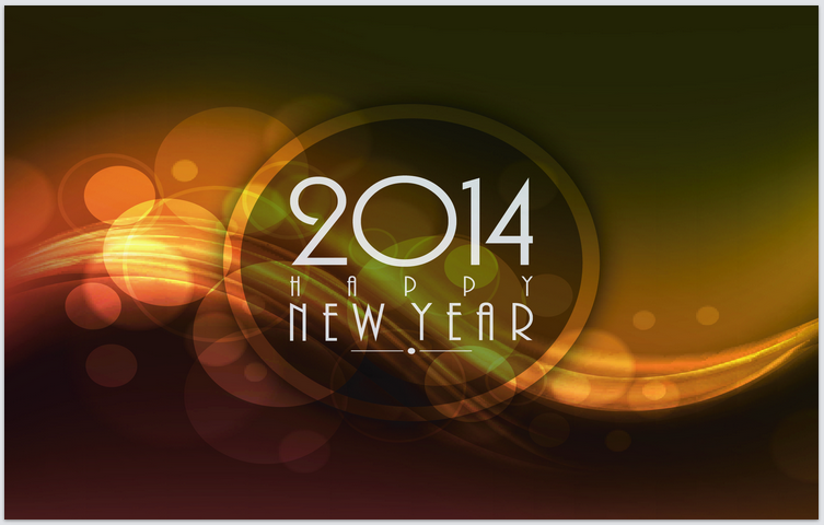 Happy New Year 2014 from Highmore PR