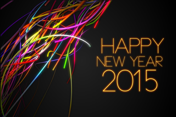 2015 Happy New Year Highmore PR Image