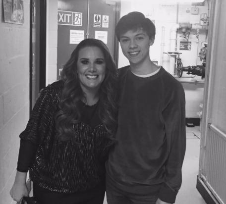 Jordan Walker and Sam Bailey - Highmore PR